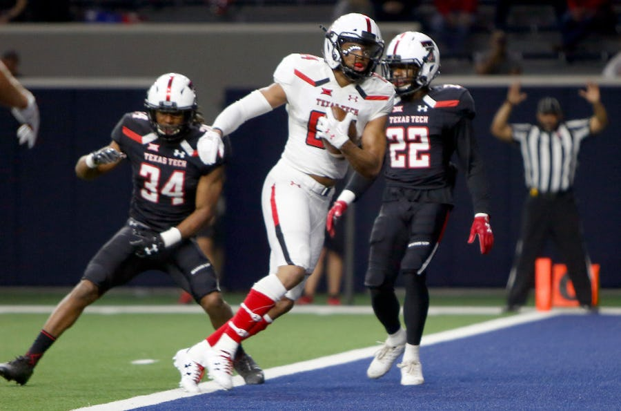 5 breakout candidates for Texas Tech in 2019, including a big-play WR and a TE from the JUCO ranks | SportsDay