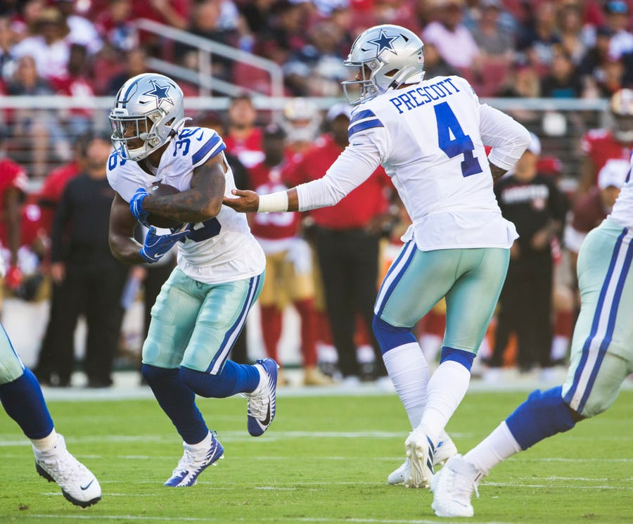 Film room: 5 newcomers who will make the biggest impact for Cowboys, including a rookie who looks like a steal   SportsDay