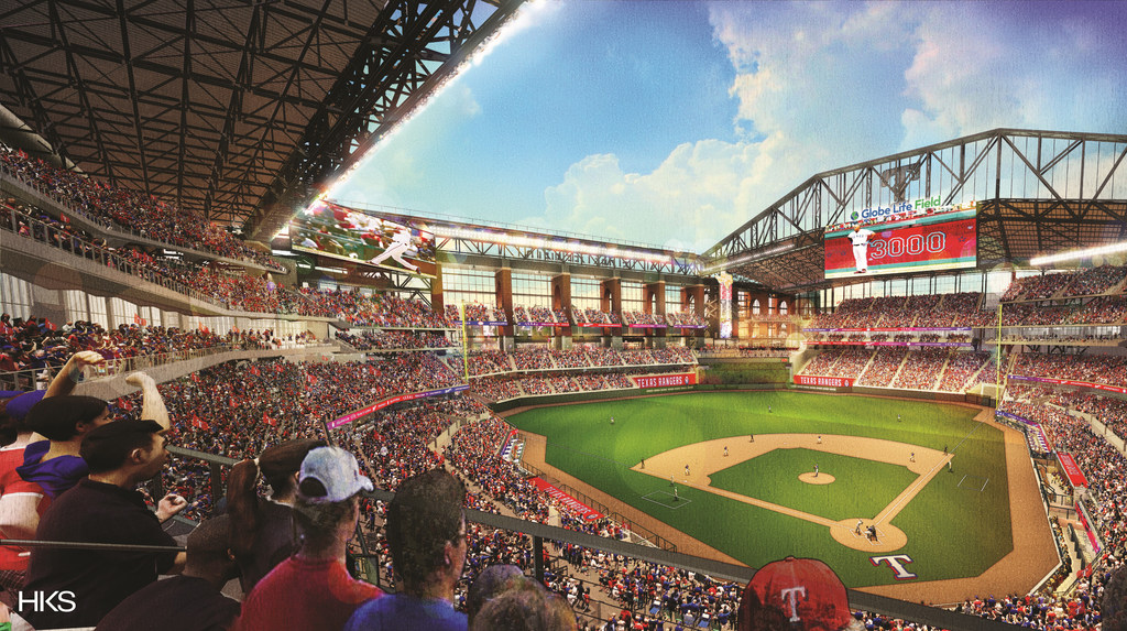 Rangers Home Schedule 2020 Texas Rangers: Texas Rangers' 2020 schedule released: New stadium