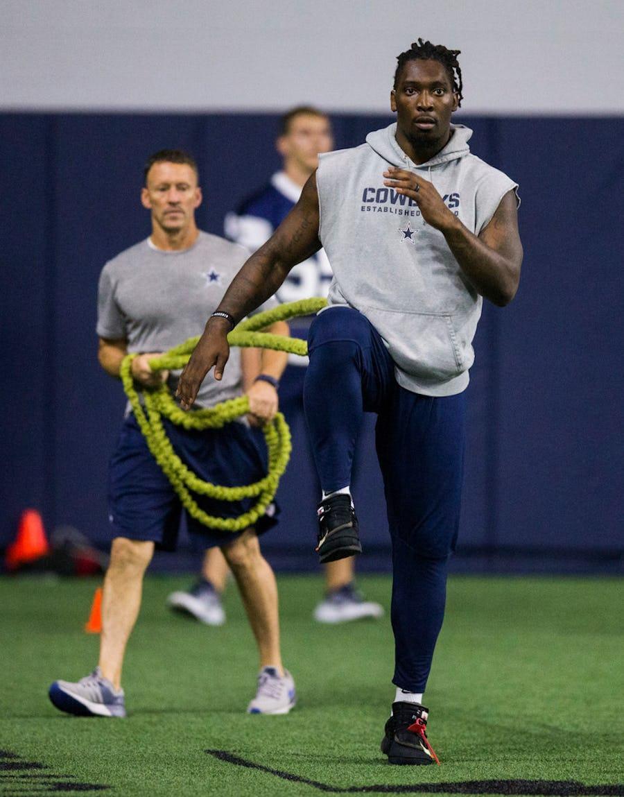 The Cowboys injury list grows | SportsDay