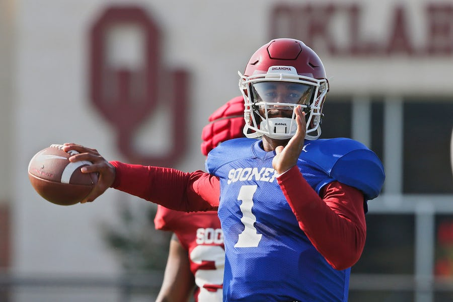 Best-case and worst-case scenarios for Oklahoma in 2019: How much will the Sooners' offense regress? | SportsDay