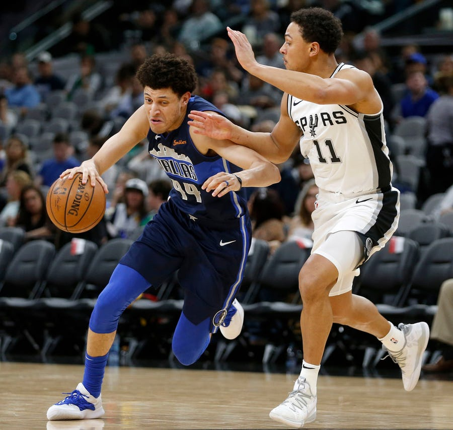 Mavs player profile: Could Justin Jackson compete for a starting role in 2019-20? | SportsDay