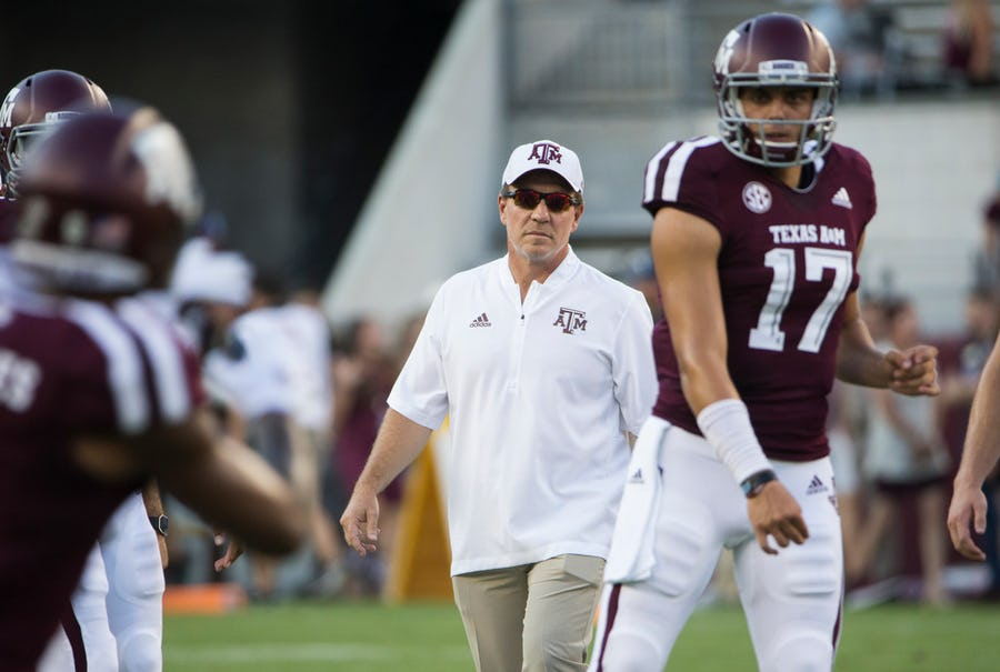 What should Texas A&M fans expect in Year 2 of Jimbo Fisher? | SportsDay