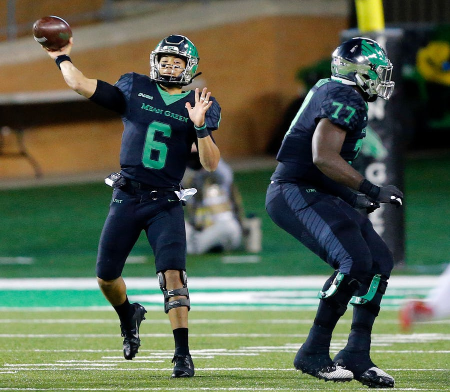 North Texas Mean Green season preview: 3 breakout candidates, key questions, projected results and more | SportsDay