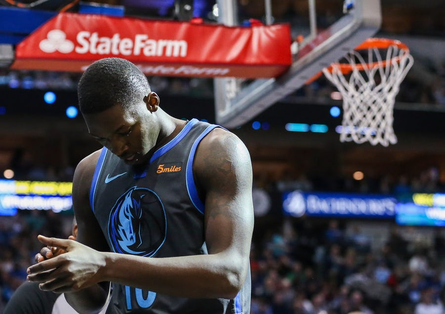 Mavs player profile: Can Dorian Finney-Smith work his way into Dallas' starting lineup? | SportsDay