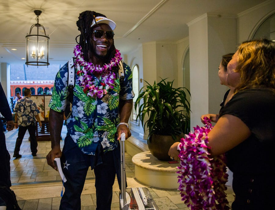 Make no mistake: Cowboys' visit to Hawaii is a business trip with plenty of work to be done | SportsDay