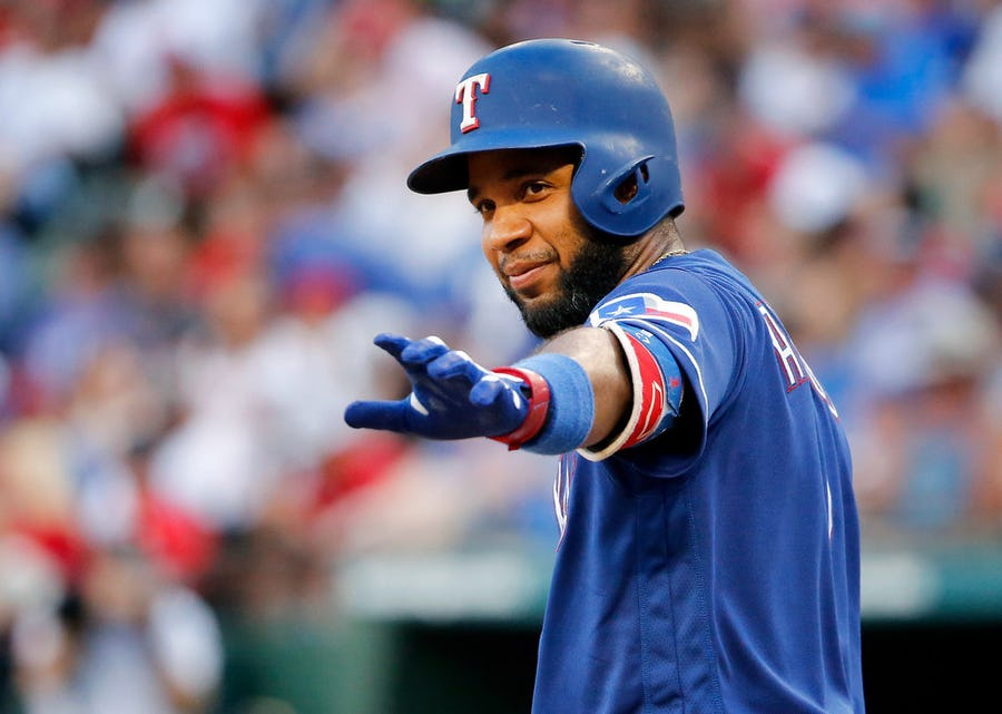 Where will Elvis Andrus rank among other Rangers greats? | SportsDay
