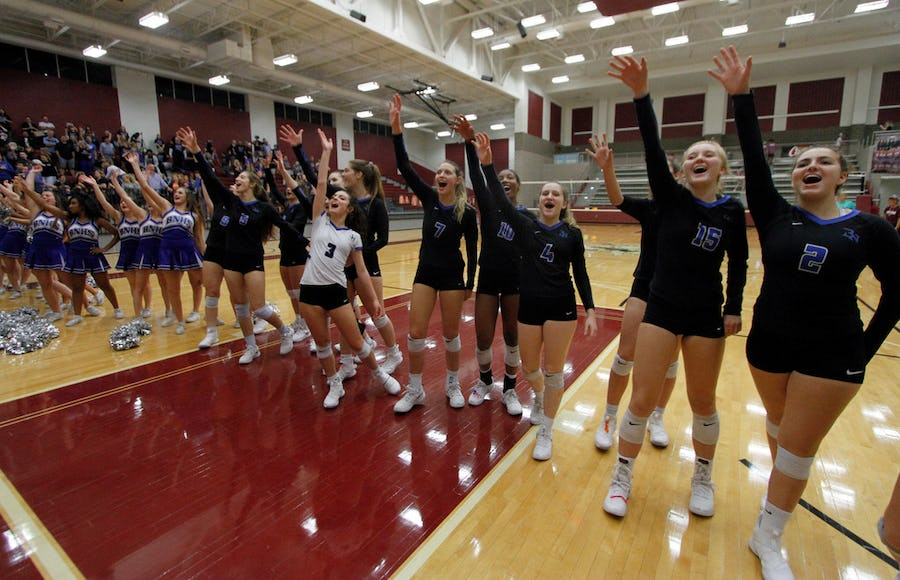 Volleyball: Byron Nelson, McKinney Boyd beat elite fields to win tournament titles; plus Tuesday's marquee matchups | SportsDay