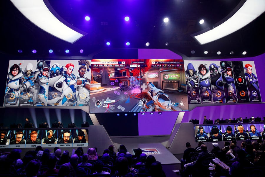 'We're going to have a lot of eyes on us': How the Dallas Fuel, Overwatch League are preparing for continued growth in 2020 | SportsDay