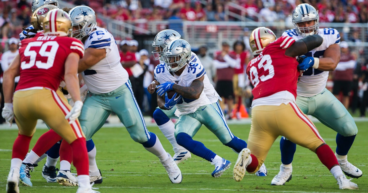 What they're saying about Cowboys RB Tony Pollard: Backup deserves offensive role whether Ezekiel Elliott returns or not