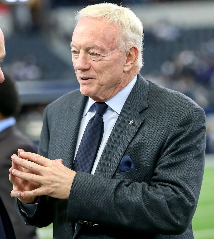 Did Jerry Jones' 'Zeke Who?' comment cause real damage to the Cowboys' relationship with Ezekiel Elliott? | SportsDay