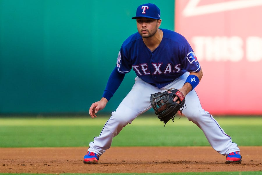 How Rangers' Isiah Kiner-Falefa is making the most out of being sent down to the minors | SportsDay