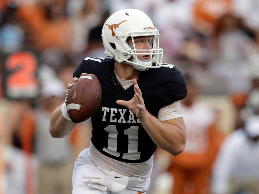 Fox college football analyst Joel Klatt says Texas QB Sam Ehlinger is the 'most important and best player in the Big 12' | SportsDay