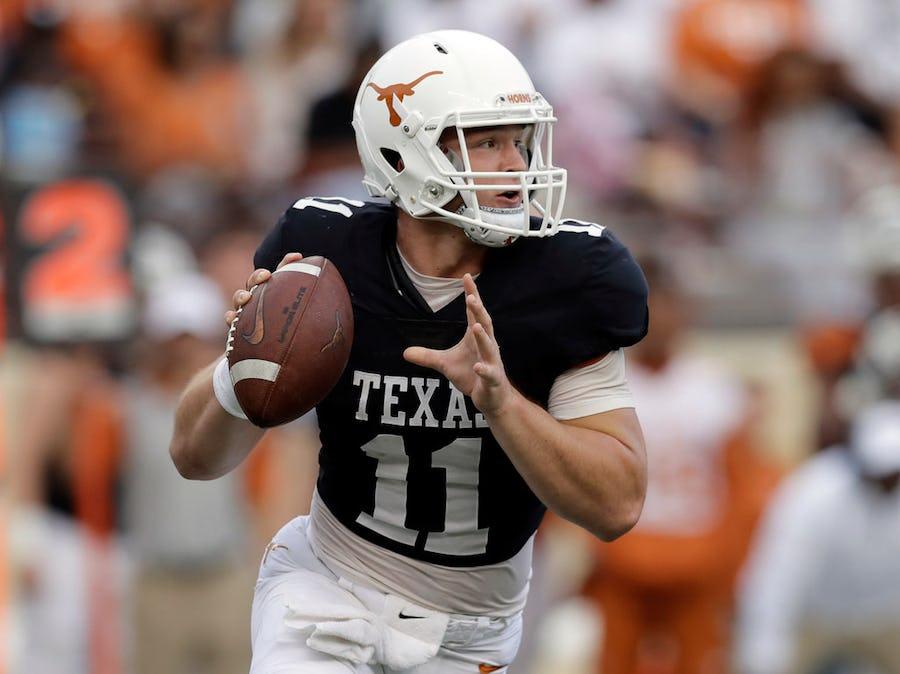 Fox Sports' Joel Klatt: Texas QB Sam Ehlinger is the 'most important and best player in the Big 12' | SportsDay