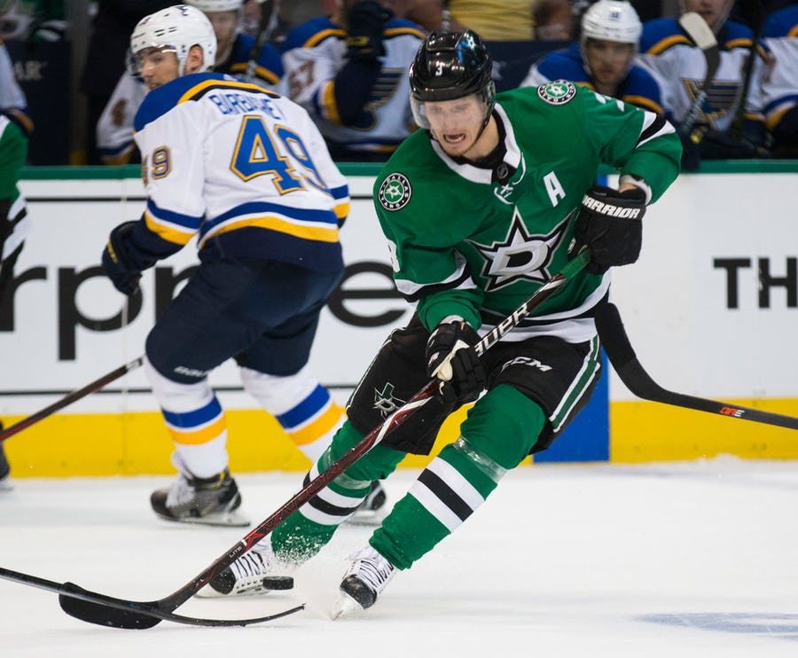 What would the Stars be able to acquire in a hypothetical trade for defenseman John Klingberg? | SportsDay