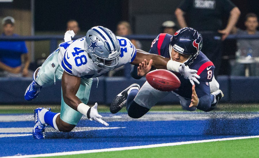 As far as dress rehearsals go, Cowboys' rout of Texans was about as good as it gets | SportsDay