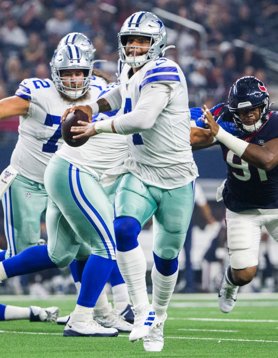 Five observations of Cowboys-Texans   SportsDay