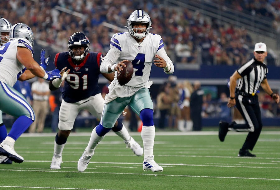 What we learned as all four Cowboys QBs see playing time in preseason win vs. Houston | SportsDay