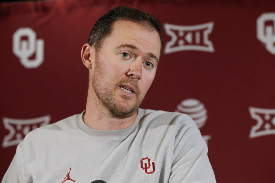 5 takeaways from Lincoln Riley's Week 1 press conference: All eyes are on D'Eriq King | SportsDay