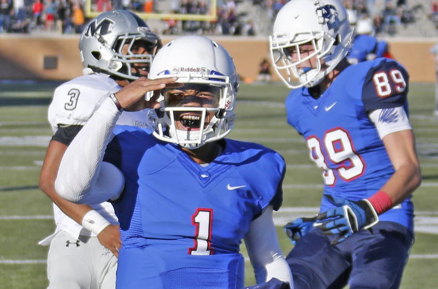 SportsDayHS' all-time D-FW football team revealed: To celebrate 100 years of UIL title games, we've built an ultimate team | SportsDay