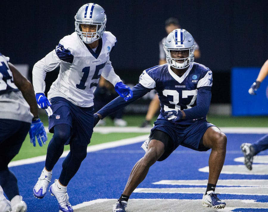 Pro Football Focus gives Cowboys safety Donovan Wilson highest grade of all NFL rookies through three preseason games | SportsDay