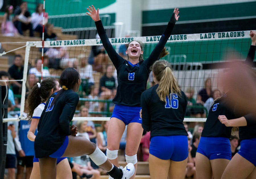 Volleyball/cross country: Byron Nelson's extraordinary start, Highland Park's brutal schedule, nationally ranked D-FW runners | SportsDay