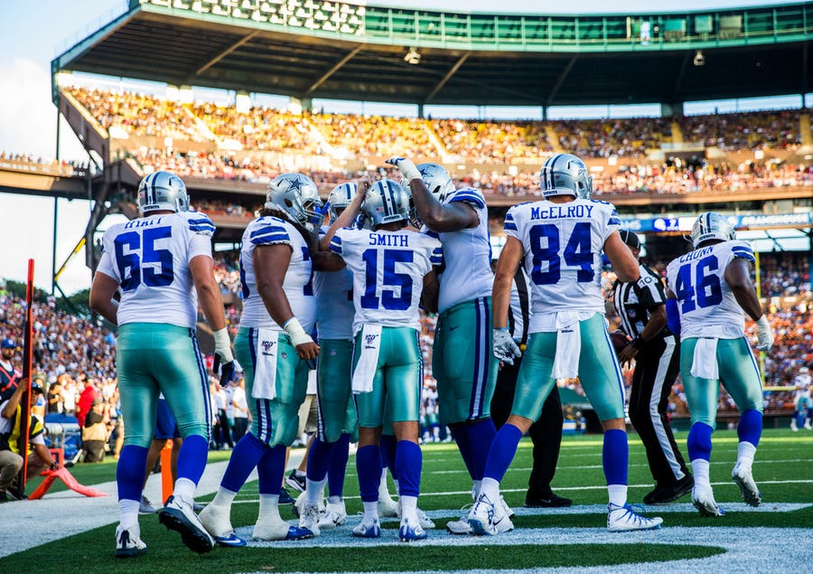 3 position groups to watch in the Cowboys' preseason finale: See which players are trying to survive the final roster cut | SportsDay