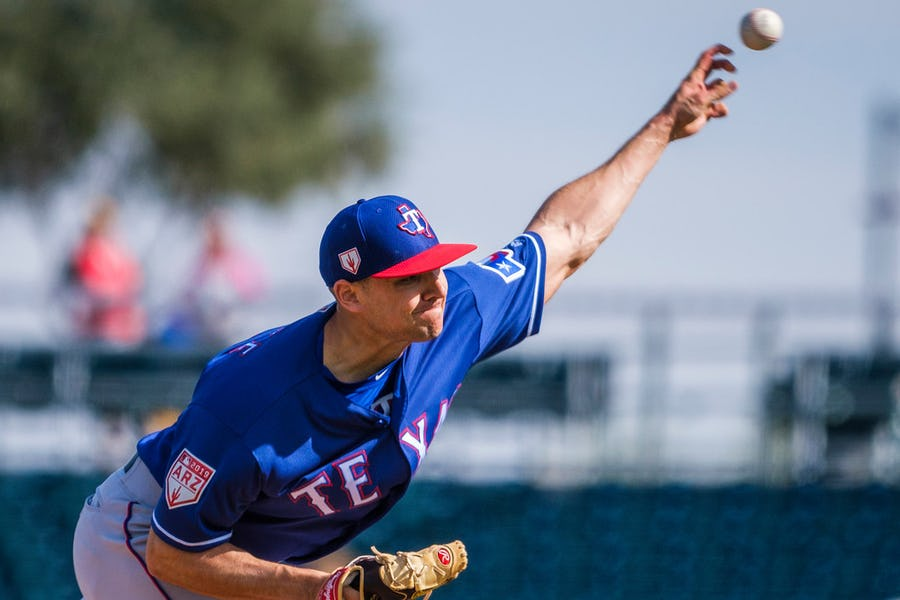 Rangers pitcher Brock Burke's former roommate Blake Bivens' family killed in triple homicide | SportsDay