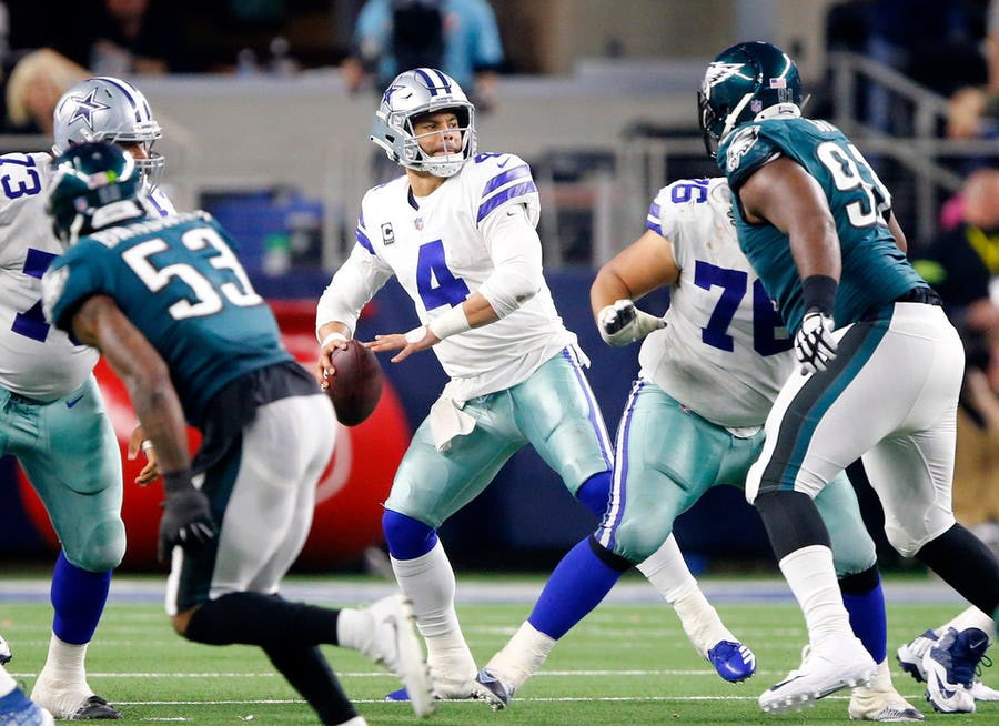 It's been a 'long time' since the Cowboys made a deep postseason run. Do they have the roster to do so this year? | SportsDay