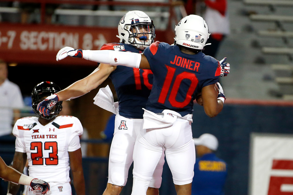 Texas Tech had no answer for Arizona's high-powered offense in the ...