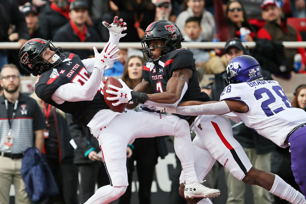 A Way Too Early Look At Texas Tech S 2020 Football Schedule