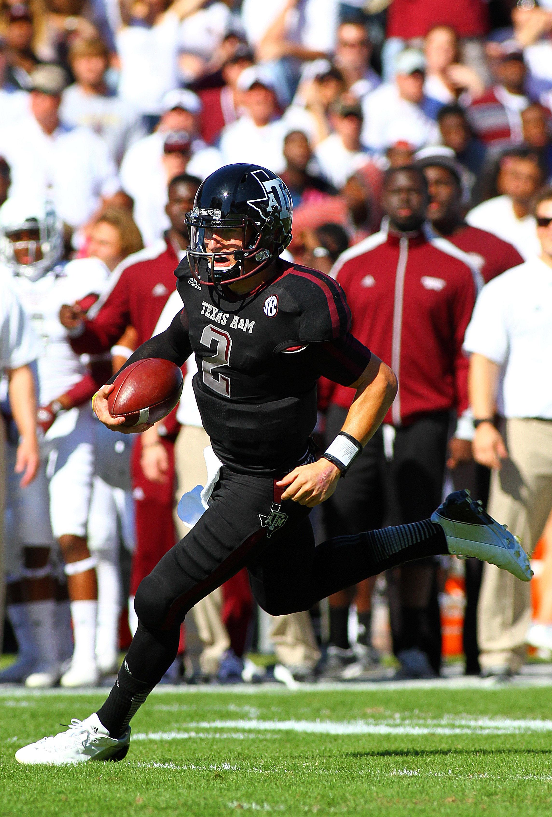 size 40 51f96 6f5c2 Photos: Texas A&M debuts special black uniforms, then coasts ...