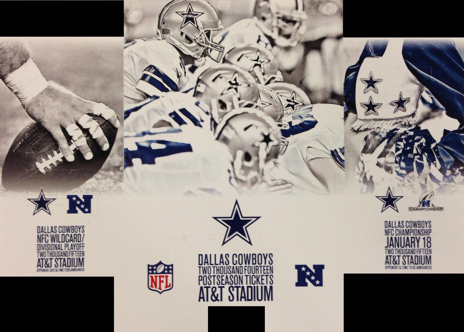 fb3401e5a Dallas Cowboys  After playoff season