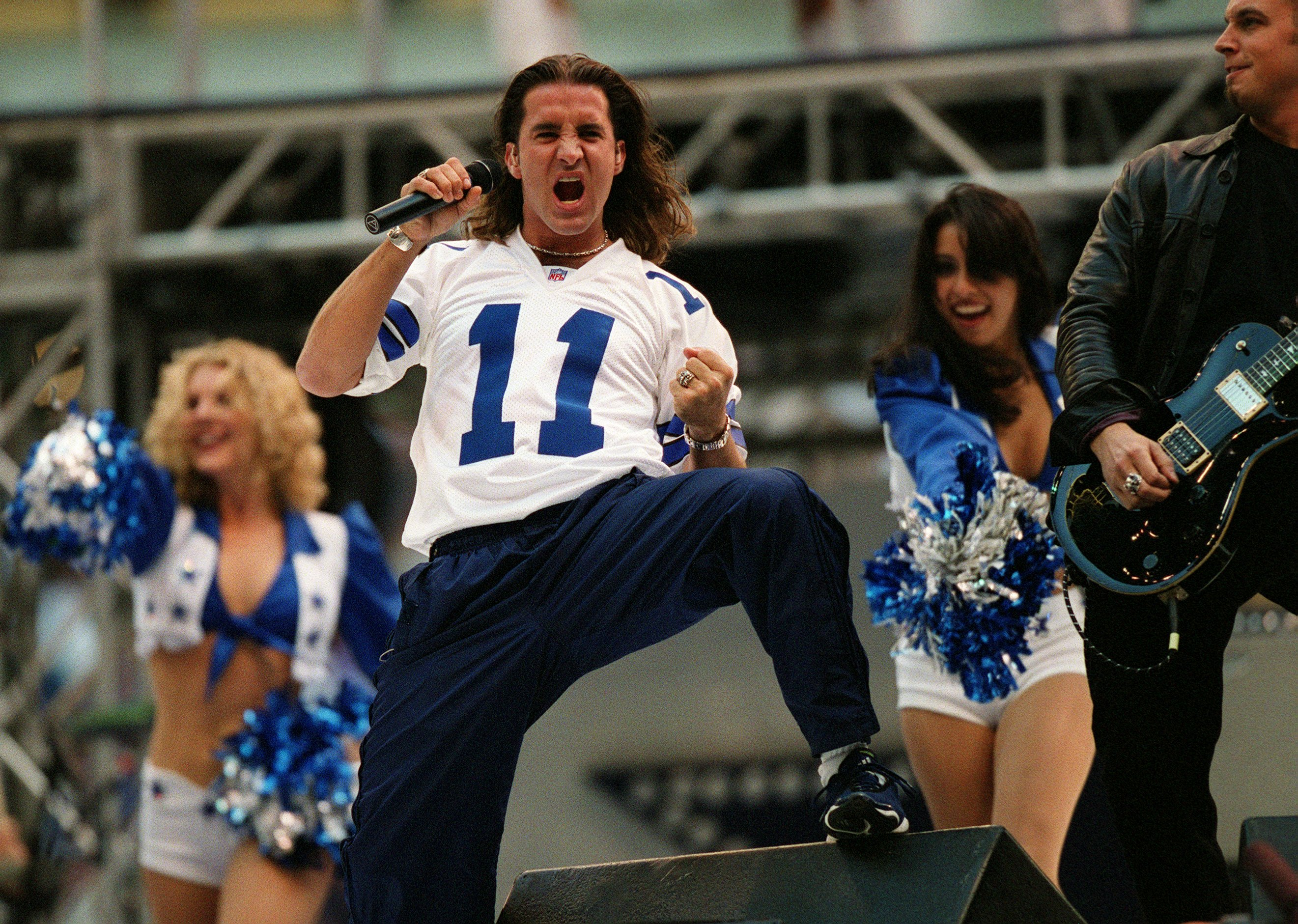 a8443cbc04f Dallas Cowboys: A look back at the halftime performers for the Cowboys on  Thanksgiving Day | SportsDay