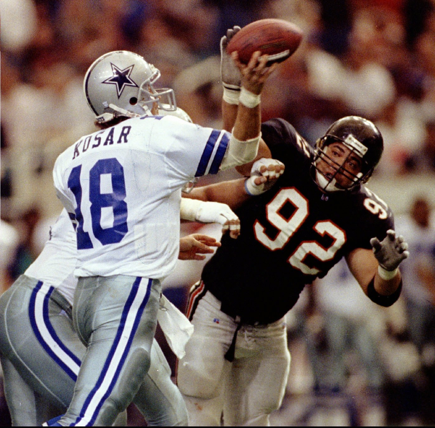 9dd15340510 Dallas Cowboys  Former Cowboys quarterback Bernie Kosar feels concussions  from NFL play affected broadcasting career