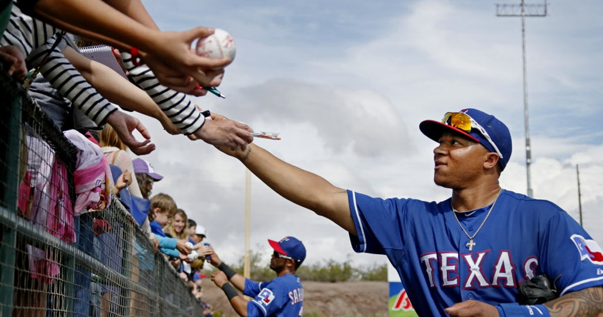 Texas Rangers Is There A Kirby Puckett Type Player In Texas Rangers