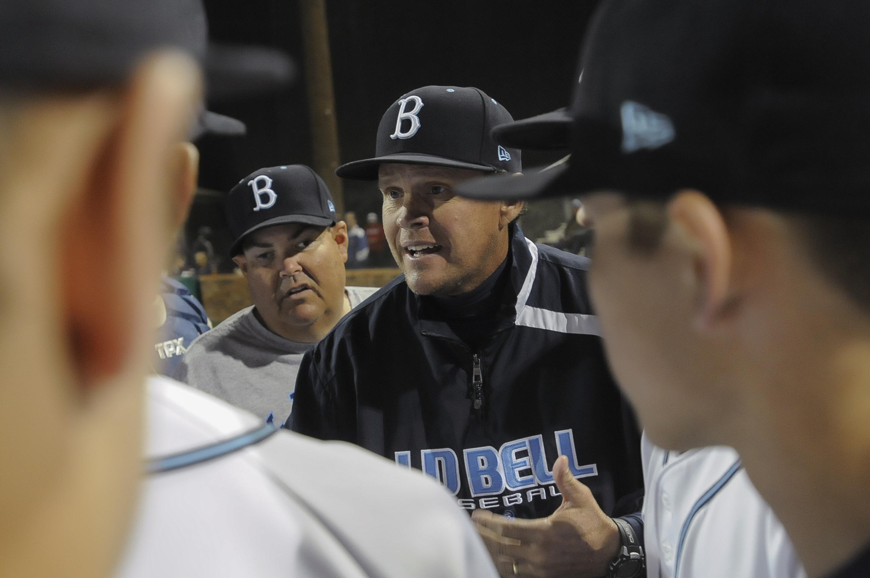 Wixon  Friends rally behind L.D. Bell s baseball coach Paul Gibson as he  battles rare disease  195d6293ab45