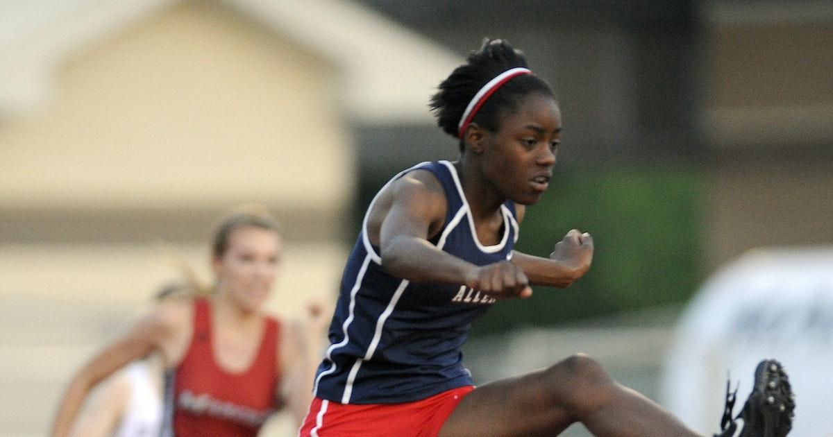 5A Region II track: Girls add to Allen's banner sports ...