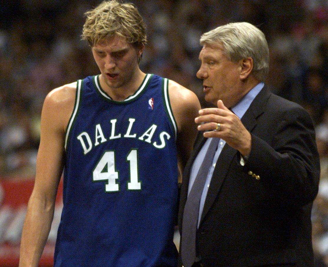 Dallas Mavericks Sefko Hall of Famer Don Nelson laid foundation