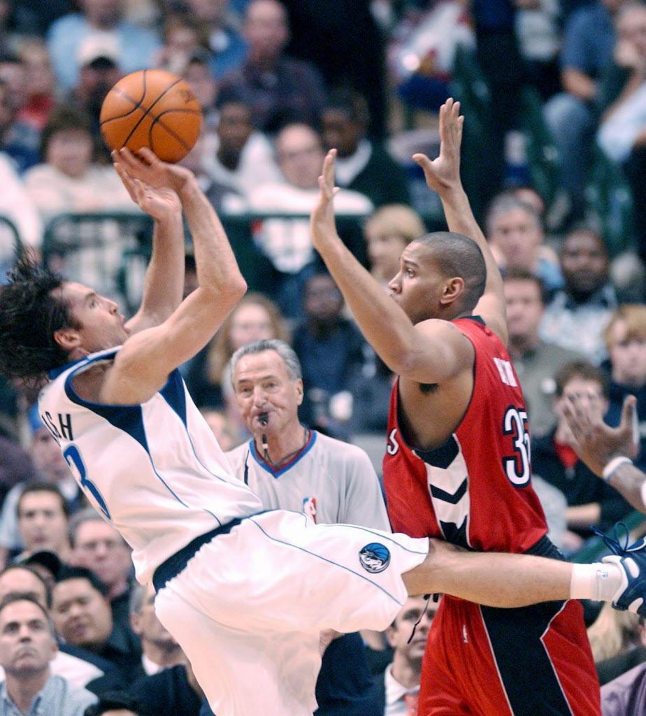 cb576f642127 Dallas Mavericks  Photos from Steve Nash s time as a member of the Dallas  Mavericks