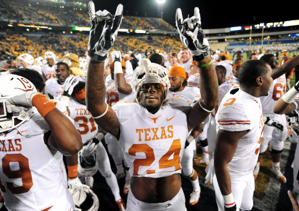 College Sports Texas Longhorns Football Five Quick Hits From Monday Media Availability