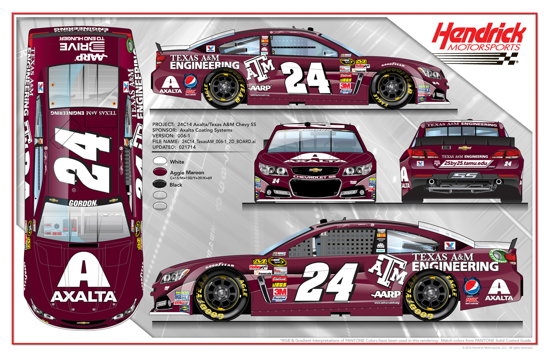 Delightful College Sports: Jeff Gordon To Drive Maroon Texas Au0026M U0027Aggie Caru0027 At Texas  Motor Speedway | SportsDay