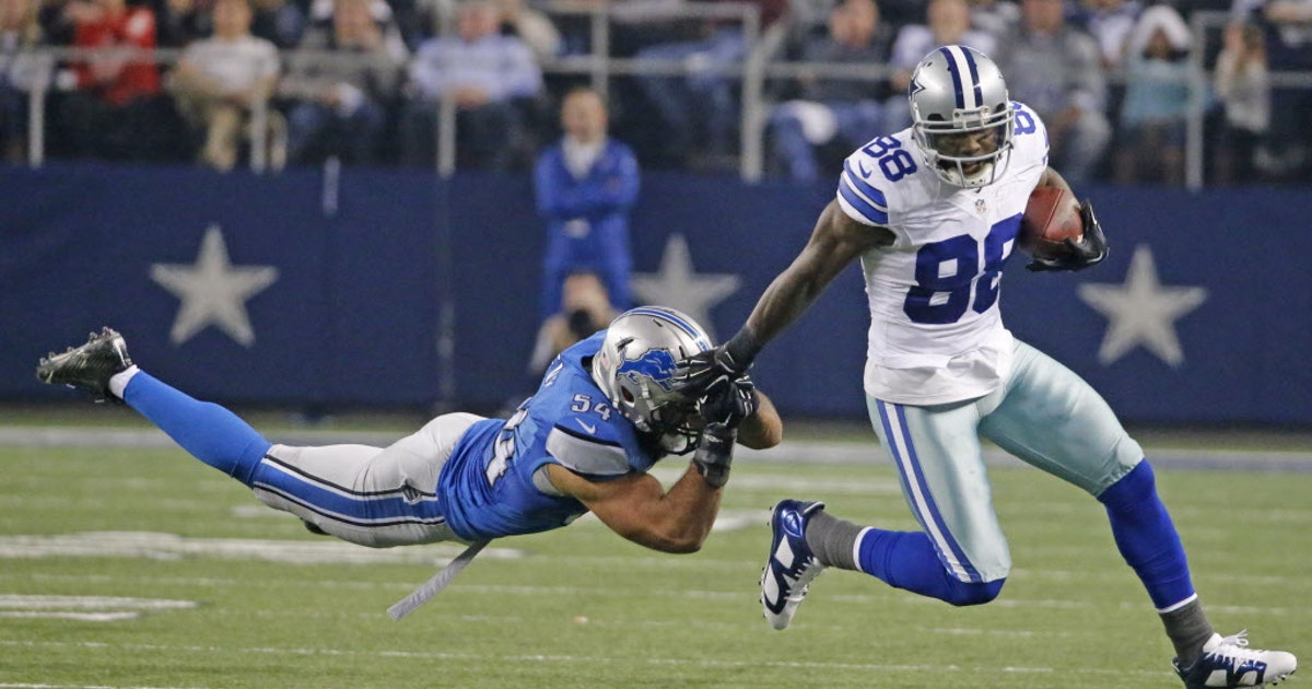483f4e659 Dallas Cowboys  Where does Dez Bryant rank among the NFL s top wide  receivers