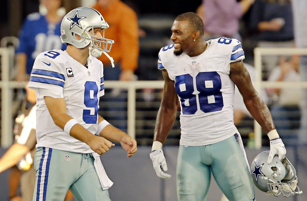 365a95f8b Dallas Cowboys  Ranking the Cowboys  53-man roster  Numbers 10-1 — Is Dez  better than Romo
