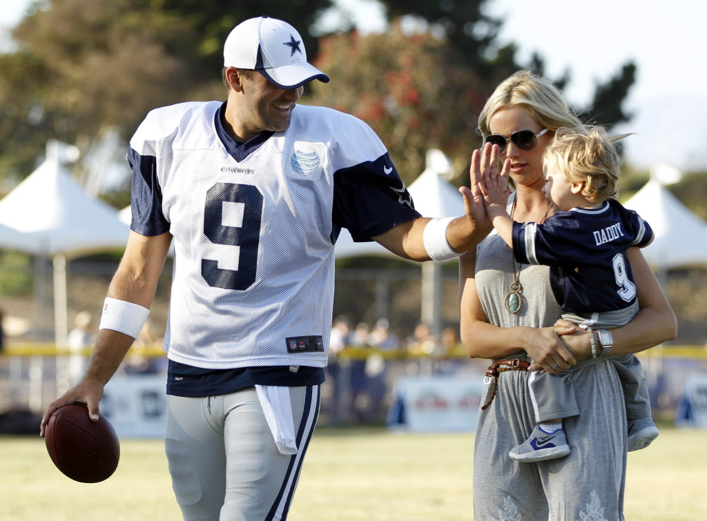 323e3fd42e1 Dallas Cowboys  10 things to know about Cowboys QB Tony Romo ...