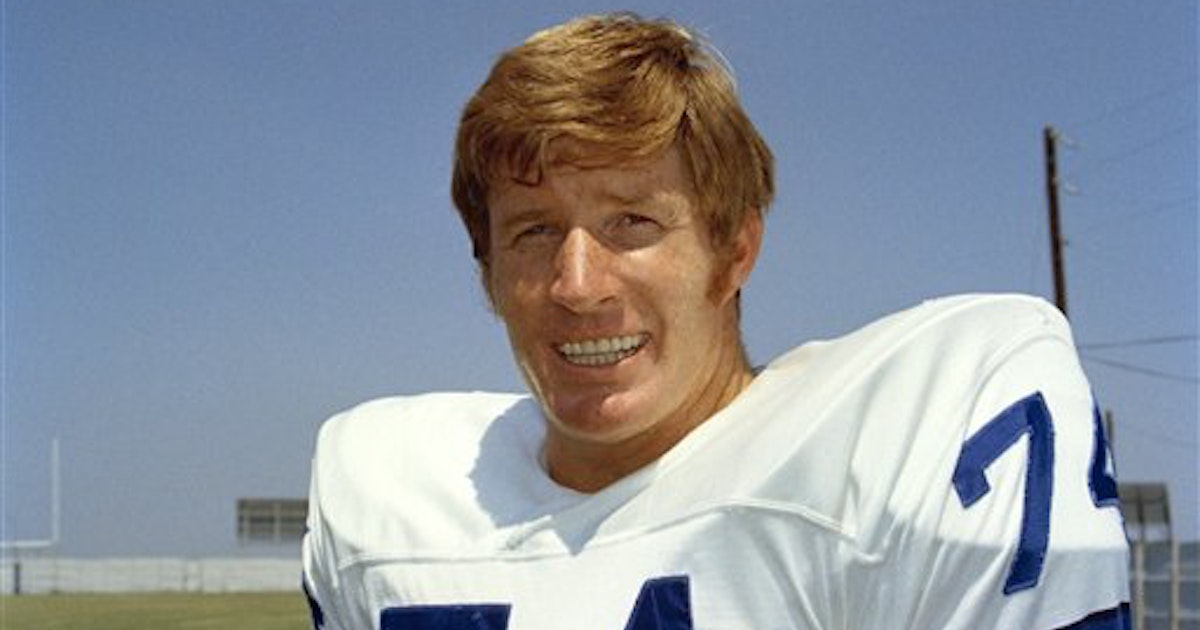Dallas Cowboys  10 things to know about Cowboys legend Bob Lilly ... ab50483cb24
