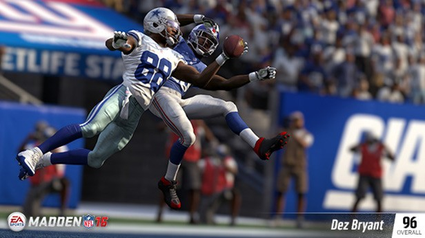 New Madden Video Game Rates Dez Bryant As One Of Top Wrs In