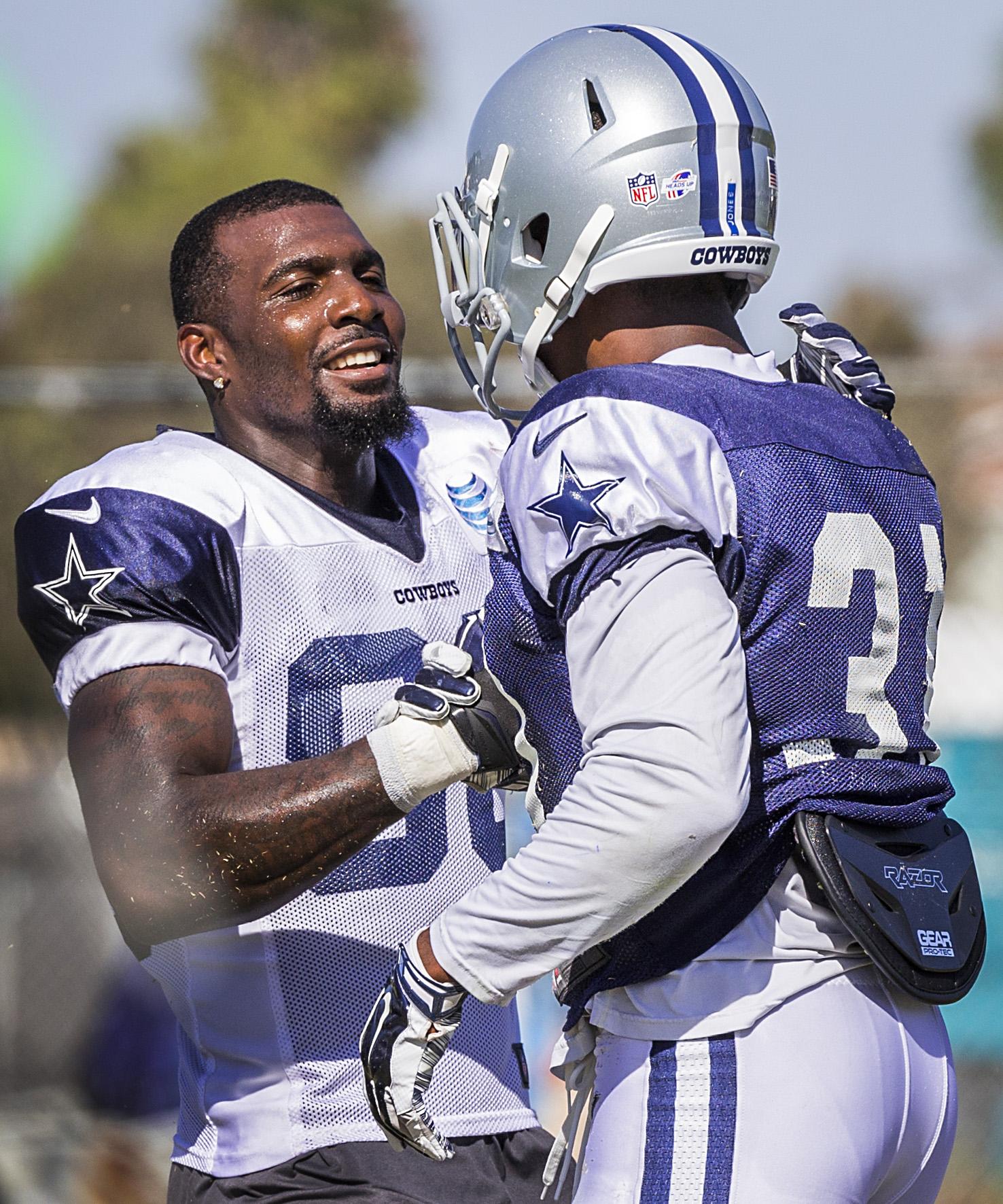 Dallas Cowboys Byron Jones impresses Dez Bryant with key play in