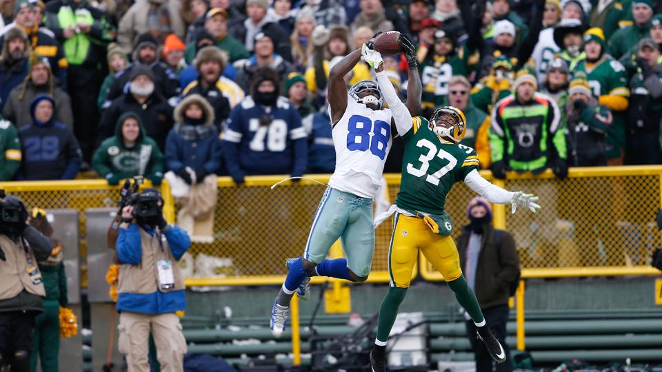Packers Cb Who Covered Dez Bryant On Controversial Play Says