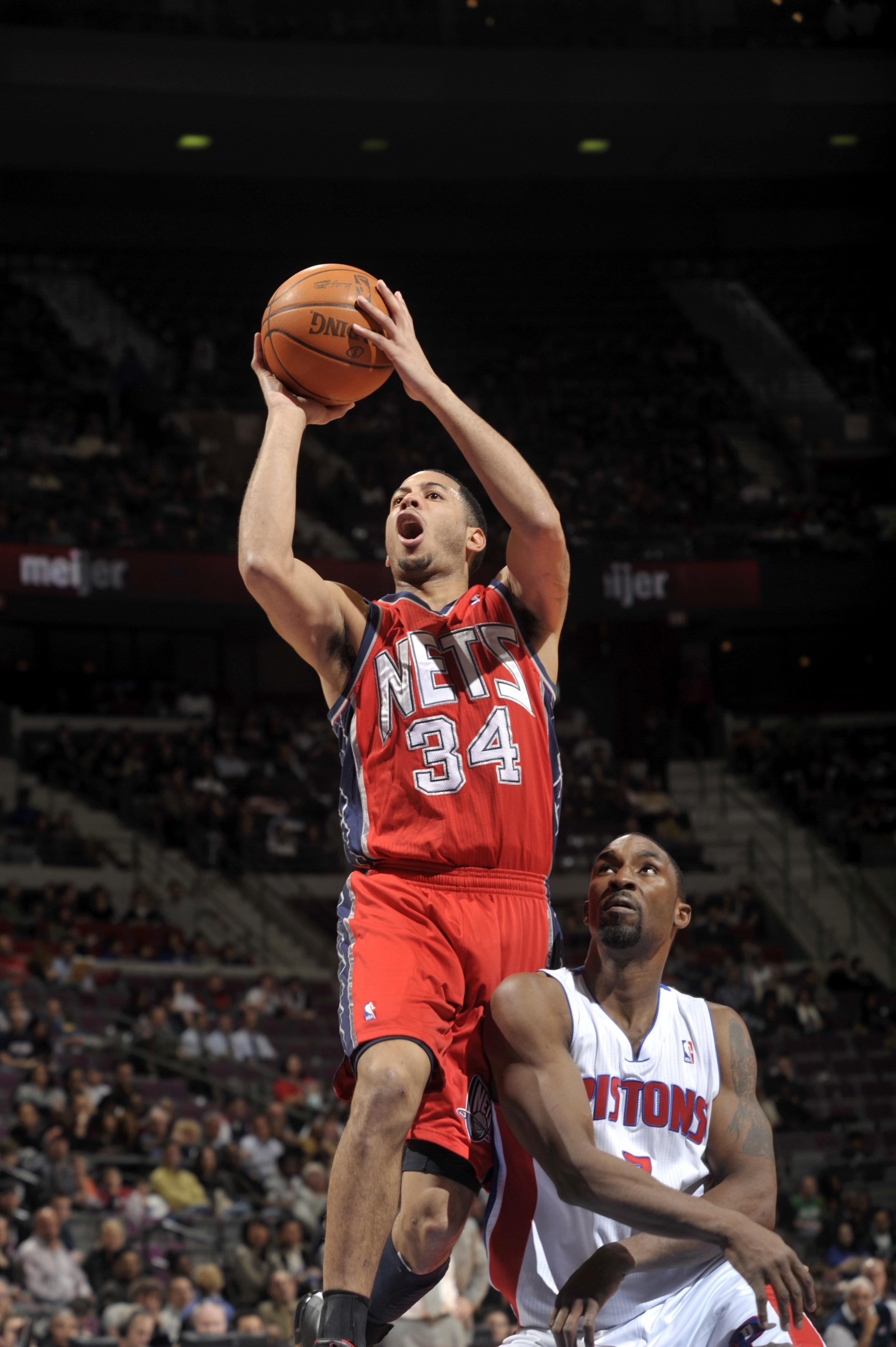 8da19b477 Dallas Mavericks  Nets trade Devin Harris to Jazz for Deron Williams ...